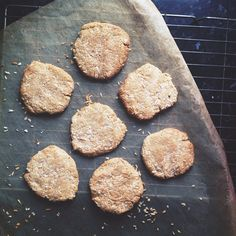 Simple Wholesome Goodness: Vegan Caramel Coconut Cashew Cookies