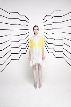 Photographer: Pauline Darley Fashion: Raphaelle Hlimi