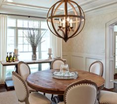 Nice Neutral Dining Room Dream House Studios, Inc. – transitional – dining room – dc metro – Dream House Studios The post Neutral Dining Room Dream House Studios, Inc. – transitional – dining room – dc … appeared first on Decor For US . Round Dining Table, Dining Room Table, Dining Rooms, Round Tables, Dining Chairs, Dining Area, Console Table, Small Dining, Room Chairs