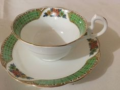 R OYAL ALBERT CROWN CHINA CUP AND SAUCER ENGLAND | Pottery & Glass, Pottery & China, China & Dinnerware | eBay!
