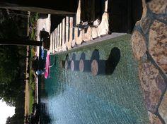 Love the pool bar