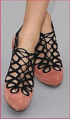 Dior Spirale Shoes