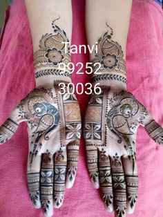 23 Ideas Sewing Art Pictures Design For 2019 Palm Mehndi Design, Peacock Mehndi Designs, Indian Henna Designs, Mehndi Designs Book, Henna Designs Feet, Stylish Mehndi Designs, Mehndi Designs For Fingers, Mehndi Design Pictures, Beautiful Mehndi Design