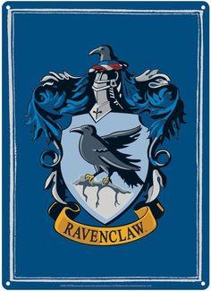 Harry Potter Poster, Harry Potter Tumblr, Harry Potter Pictures, Harry Potter Art, Harry Potter Universal, Harry Potter Hogwarts, Harry Potter Symbols, Ravenclaw Logo, Ravenclaw