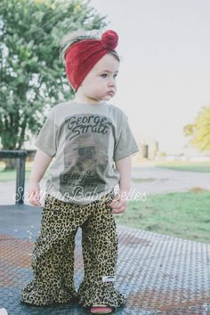 Cute Newborn Baby Girl, Boho Baby, My Baby Girl, Little Girl Fashion, Toddler Fashion, Kids Fashion, Western Babies, Country Babies, Country Baby Pictures