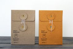 Oh, Hello Friend | String Envelopes - Small (love both colors!!)