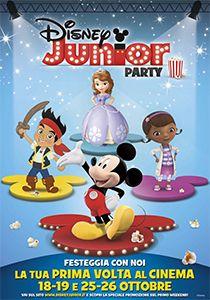 Disney Junior Party scheda film completa e opinioni