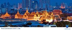 Thái Lan không những thu hút khách du lịch từ khắp nơi trong đông Nam á mà còn thu hút khách du lịch từ các nước châu âu và châu mỹ, Thái Lan cóBangkok suất, có Pattaya nóng bỏng, Đồ ăn lạ miệng, Người dân hiếu khách, Giá cả bình dân, Văn hóa đọc đáo .....Vậy ngoài ra đất nước Chùa Vàng này... Xem thêm: http://thailansensetravel.com/cac-dia-diem-vui-choi-ua-thich-tai-thai-lan-n.html