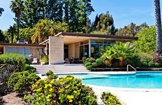 Ronald Regan's old house