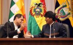 La politica di un presidente molto amato, Rafale Correa in Ecuador #correa #ecuador #politica #assange