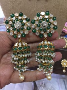 Gold Jewelry Shop Near Me Product Jewelry Design Earrings, Gold Earrings Designs, Gold Jewellery Design, Big Earrings, Gemstone Jewelry, Gold Jewelry, Ruby Necklace, Gold Necklaces, Jewelry Stand
