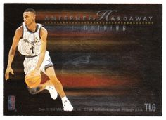 Anfernee Hardaway / Shaquille O'Neal # TL 6 - 1993-94 SkyBox Premium Basketball Thunder and Lightning