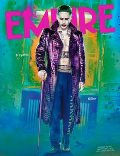 suicide squad the joker jared leto HD image