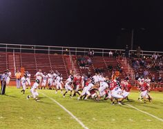 London played hard the entire game Friday night, but Grandview Heights took advantage of LHS miscues to win, 21-6.