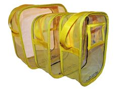 Small, Medium, Large Toy Tamer Bags