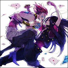 Hunter X Hunter HxH HUNTER×HUNTER hunter Joker Killua Hisoka
