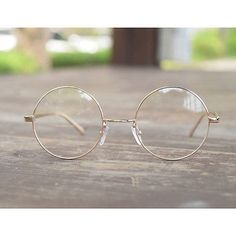 Vintage Round oliver retro eyeglasses gold frames kpop peoples find in Clothes, Shoes & Accessories, Vintage Clothing & Accessories, Vintage Accessories Circle Glasses, Cute Glasses, Round Lens Sunglasses, Sunglasses Women, Lunette Style, Fashion Eye Glasses, Kpop, Vintage Accessories, Clothing Accessories
