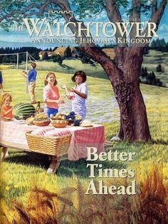 I remember this Watchtower magazine!!!