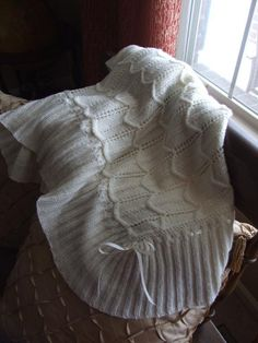 Willow's Child (A Baby Blanket)