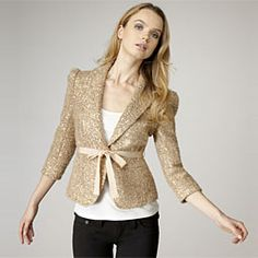Sequin jacket, super cute and shiny!