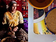 argan oil and a recipe for amlou