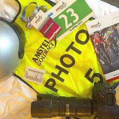 source instagram tdwsport  Ready! @amstelgoldrace #photographer #moto #press #media #credentials #cycling #classics  tdwsport  2017/04/16 18:17:43