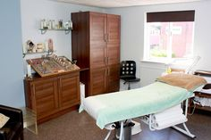 Here is one of our extensively stocked Harlequin Heath and Beauty treatment rooms. Where you will find everything you need in order to have a relaxing time.