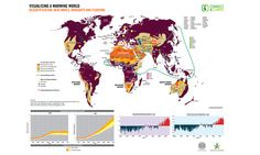 Desertification, heat waves, droughts and flooding Environmental Degradation, Environmental Issues, World Days, World Population, About Climate Change, Expo 2015, Biomes, Physical Science, Projects To Try