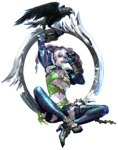 Tira from Soul Calibur V
