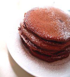 Pancake Fridays: gingerbread pancakes