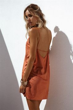 Aida Slip Dress #SABOSKIRT
