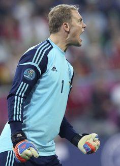 Manuel Neuer (Score gegen Portugal)