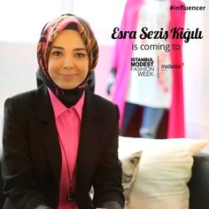 Ünlü Muhafazakar Moda Kanaat Lideri Esra Seziş Kiğılı, Istanbul Modest Fashion Week 'te! Kendisinin keyifli instagram sayfasını takip etmek için @esraseziskigili  Famous Modest Fashion Influencer ESRA SEZİŞ KİĞILI, the will be at Istanbul Modest Fashion Week! You can follow her account from @esraseziskigili #IstanbulModestFashionWeek #imfw #fashionshow #hijabfashion #alahijab #hijabchamber #modestymovement #modestfashion #hijabstyle #chichijab #hijabmuslim #istanbul #turkey #fashionweek