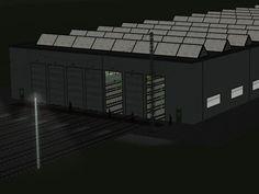 Neue ICE-Hallen