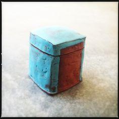Sugar Boxes / Sunshine Cobb Ceramics