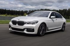 BMW recalls 45 thousand cars of the 7th series in the USA