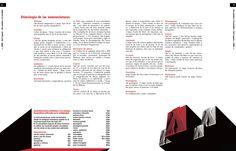 Trabajo final - Tipografía II - Cátedra Gaitto - Revista de la Cátedra - 8-9