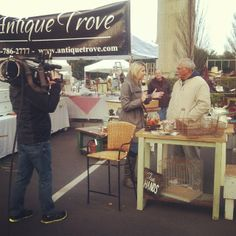 Did you see us on #GoodDaySacramento? #sacantiquefaire