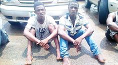 Welcome to naija kul: Armed Robber rapes a boy in Lagos after robbing hi...