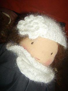 Tuto: écharpe et bonnet