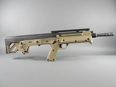 "Kel-tec's RFB is a hard-hitting semi-automatic bullpup .308win with an 18"" barrel."