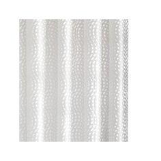 Croydex Mosaic Wave PEVA Shower Curtain - AE287522