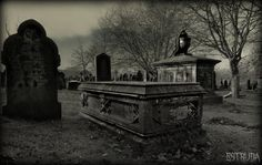 My favourite local cemetery, St Catherines ,Barton Upon Irwell,Lancashie,England. Salford, My Heritage, Casket, Cemetery, Creepy, Statue, Places, Graveyards, Painting