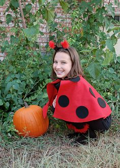Last-Minute No-Sew Halloween Costumes For Kids --> http://www.hgtvgardens.com/crafts/7-simple-halloween-costumes-for-kids?s=20&?soc=pinterest