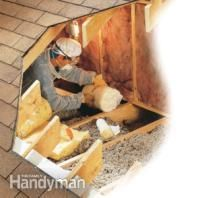 Attic Insulation: Ventilation: Remodeling | The Family Handyman