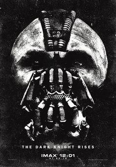 nuevo poster de Batman El Caballero de la Noche Asciende