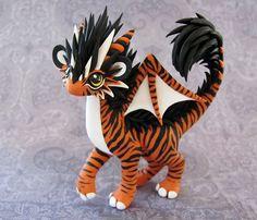 Tiger-dragon by DragonsAndBeasties on DeviantArt
