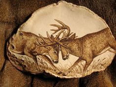 unique Pyrography | If interested in a commission, please contact me at nina@outdoor ...