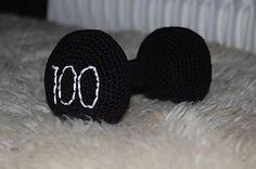 Hantelskallra - Mina mönster - Mönster på virkat och stickat - Crochetra