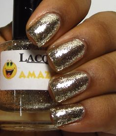 Addicted to Polish: Lacquistry Amazeballz